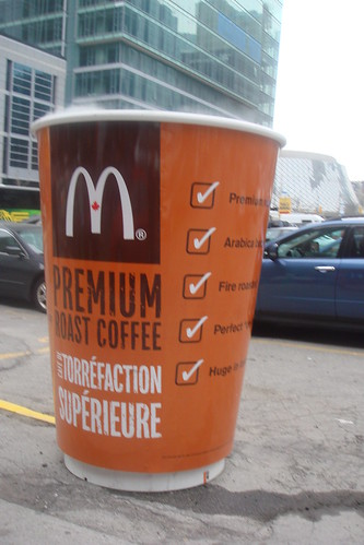 Giant McCup