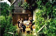1999 Frhstck (klangfarbeblau) Tags: frhstck probenwochenende drausen chalettl