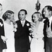 Carole Lombard and William Powell's Wedding Day, June 26, 1931