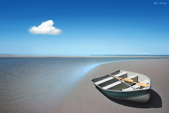 My Boat Wants To Sail (Ben Heine) Tags: ocean sea cloud mer france beach relax landscape island freedom coast vacances boat photo highresolution sand bravo holidays poem waves loneliness peace shadows air horizon sable peaceful bretagne bluesky cte oxygen ciel libert shore sail breathe nuage bateau vagues normandy plage rame retirement barque montsaintmichel paix waterscape rivage smallboat le rowingboat retraite vrijheid ondes respirer naviguer petersquinn benheine colorphotoaward allxpressus hubertlebizay hubzay flickrunited choisephotos rcolorfulj infotheartisterycom stunningphotogpin