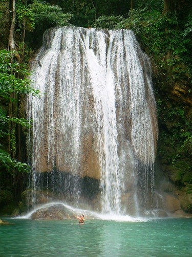 Pha Num Tok - Erawan Waterfall
