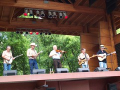 California at RockyGrass 2009