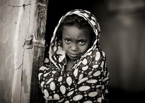 Galleries / Photography / Kenya - Borana young girl - Kenya | Fubiz