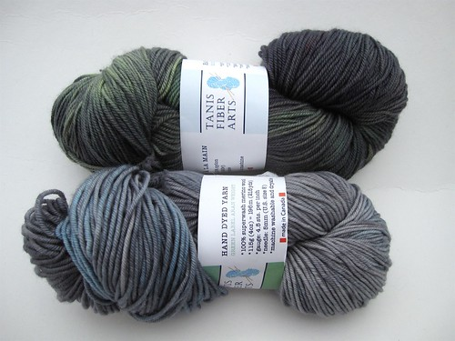 Tanis Fiber Arts Yarn