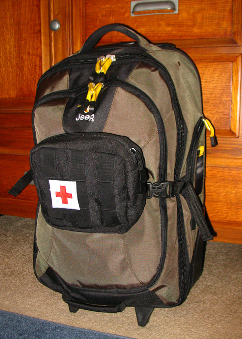 medic pack complete