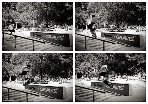 Antwerp Skate Contest