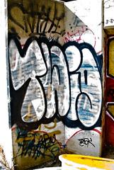 Twig (TheHarshTruthOfTheCameraEye) Tags: graffiti oakland twig twigs twiger