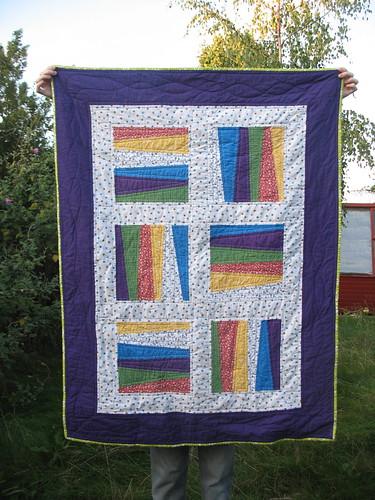 rachel's quilt front