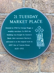 Photo of Green plaque number 3842