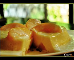 kueh dan Bokeh (ojie_zakaria) Tags: home wednesday evening soft sweet bokeh peach pudding gombak creamy fasting kueh lazat rm hbw ojie