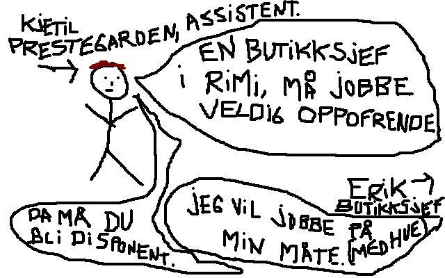 rimi kalbakken dag 1