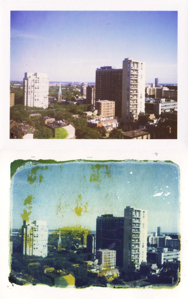 Not Quite Urban Decay
