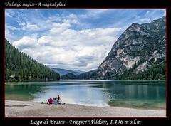 Lago di Braies - Pragser Wildsee, 1.496 m s.l.m (cicrico) Tags: soe dolomiti braies sdtirol bolzano bozen altoadige dolomiten naturesfinest pustertal newvision prags supershot valpusteria anawesomeshot impressedbeauty flickrdiamond theunforgettablepictures platinumheartshalloffame coth5 crystalsawardofexcellenceforthebestofthebest peregrino27newvision