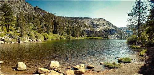 Eagle Lake view