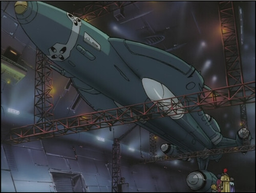 Outlaw Star Wallpaper. Outlaw Star Remastered Episode