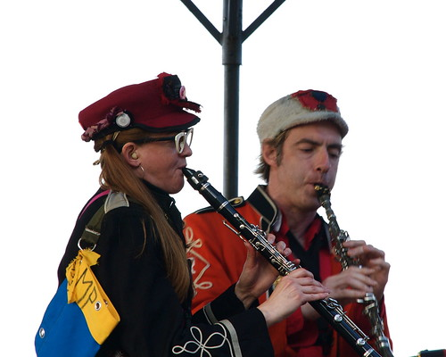 World Music Festival:  Mucca Pazza