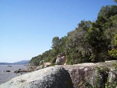 Ponta da Ponta Grossa I (Vagner Eifler) Tags: praia brasil natureza portoalegre lagoguaíba riograndedosul pontagrossa