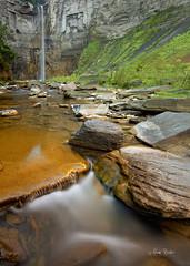 the big t ([Adam Baker]) Tags: park orange ny green canon waterfall rocks stream long exposure state falls boulders gorge ithaca portfolio fingerlakes cascade taughannock 1740l taughannockfalls photomatix neutraldensity adambaker nd9 vertorama 5dmarkii