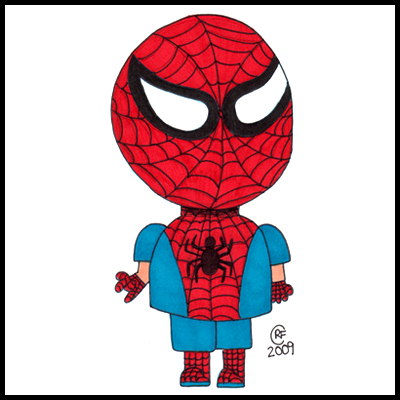 SpiderManPeanut
