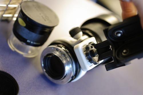 REI Ultrapod II mini-tripod