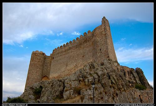 Fotorreportaje del Castillo de Puebla de Alcocer en la Siberia Extremeña