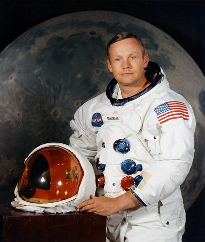 man in the moon neil armstrong