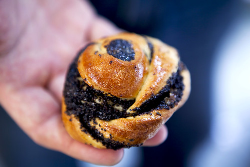 Poppy seed pastry