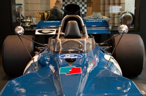 Jackie Stewart's Tyrrell 006