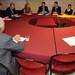 Rencontre avec une délégation de chefs d'entreprise ETHIC