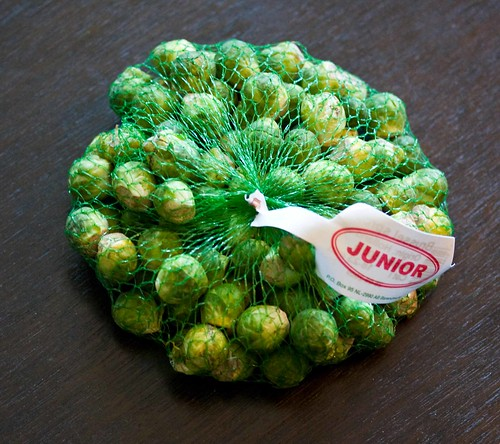 baby brussels sprouts bundle