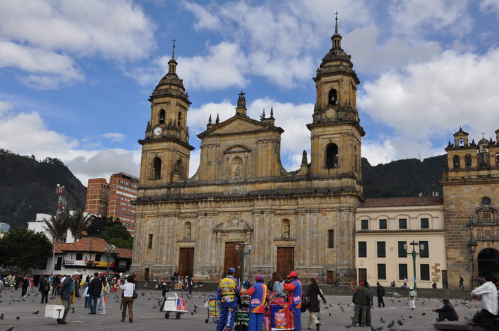 Ville de Bogota