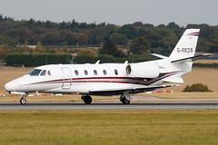 G-REDS - 560-5167 - Aviation Beauport - Cessna 560XL Citations Excel - Luton - 091015 - Steven Gray - IMG_2430