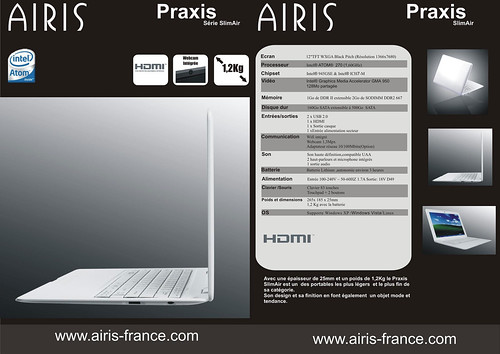 airis Praxis Slim Air