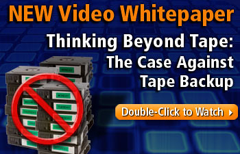 Double-Take Software Thinking Beyond Tape Video