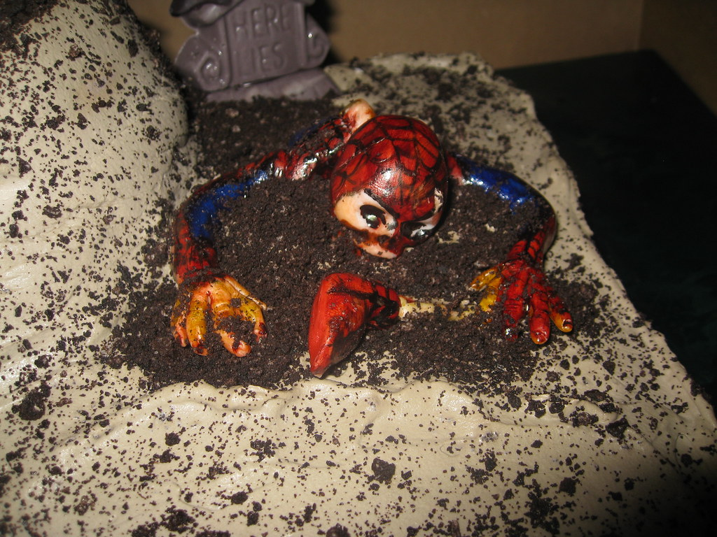 Pin Zombie Magneto Cake Dorkly Picture Cake on Pinterest