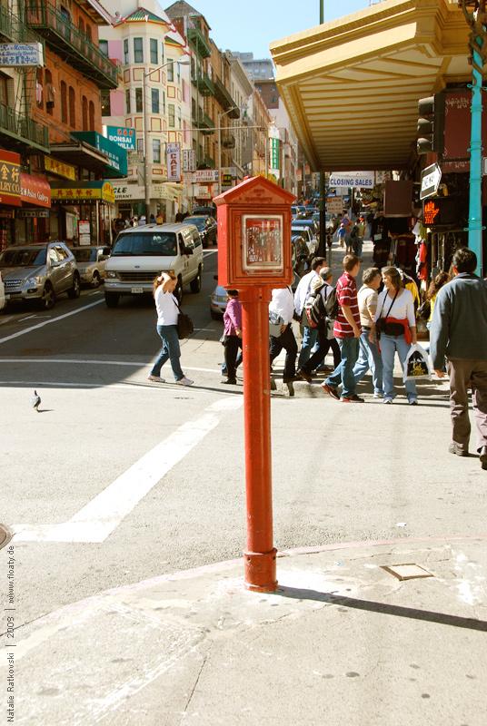 Сhinatown, San Francisco