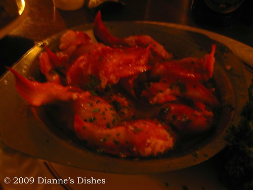 Tavern on Main Chepachet, RI: Lazy Man's Lobster