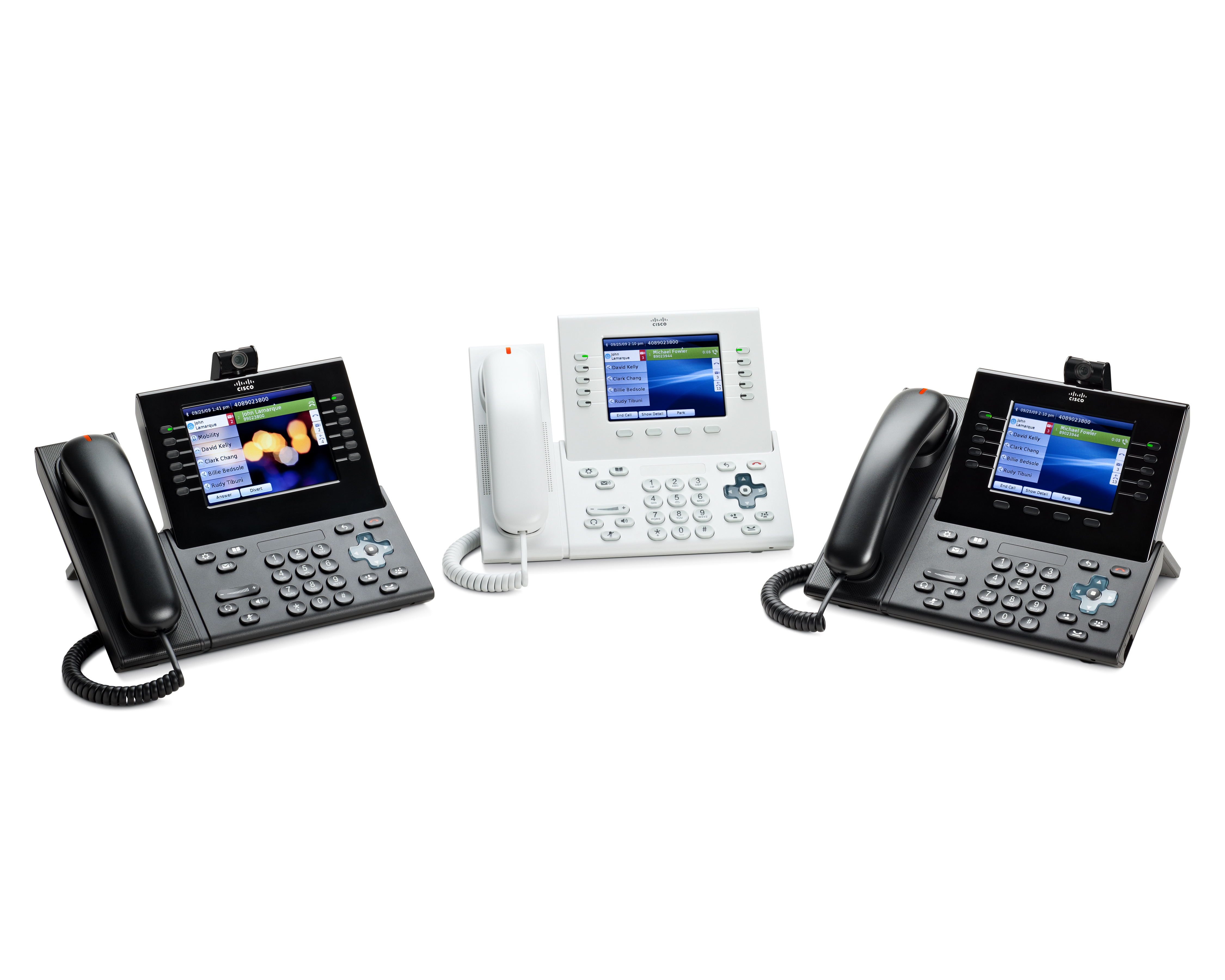 Cisco Unified IP Phone 9900 and 8900