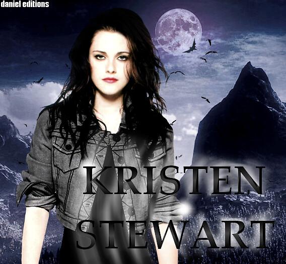 Kristen Stewart by © daniel editions