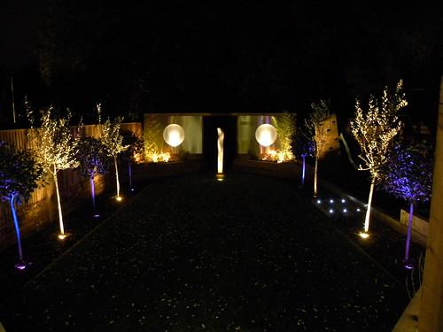 Garden Lighting Wilmslow Image 3