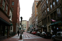 Hartfords Pratt Street. Photo © H Brandon