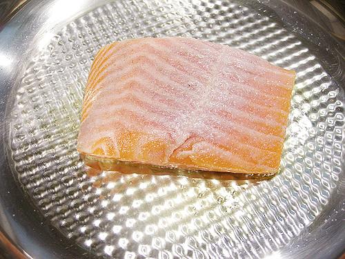 好太太模式煎鮭魚-091112