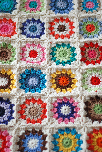 How to Crochet a Blanket by yvestown.