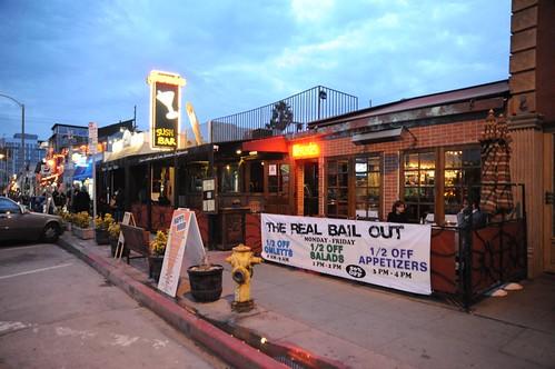 Mercedes Grill Venice Beach
