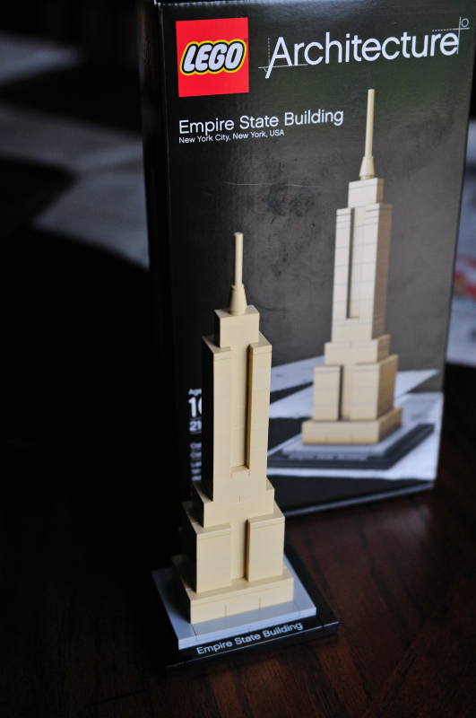 Miniature Empire State
