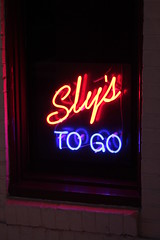 Sly's to go