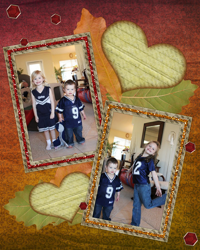 Thanksgiving collage
