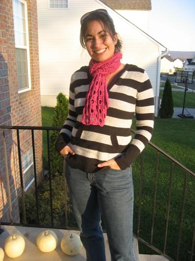 Pinky LaRue scarf