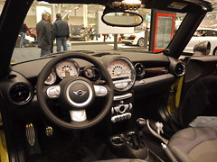 Mini at New England Auto Show