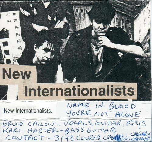 New Internationalists